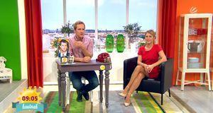 Frühstücksfernsehen - So Sieht Chris Hemsworth Jetzt Aus!