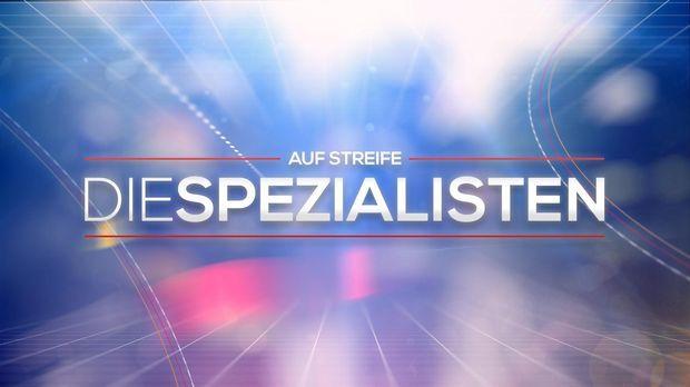 Logo Auf Streife Die Spezialisten
