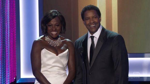 """Viola Davis ist für ihre Leistung in """"Fences"""" für den Oscar nominie..."""