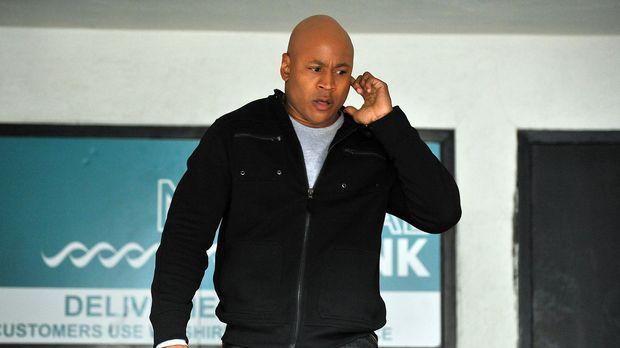 Special Agent Sam Hanna (LL Cool J) und seine Kollegen beginnen in einem Fall...