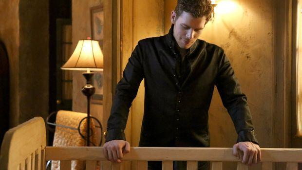Wird Klaus (Joseph Morgan) seine Tochter nun endgültig an Hayley verlieren? ©...