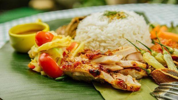 Leichte Küche asiatisch