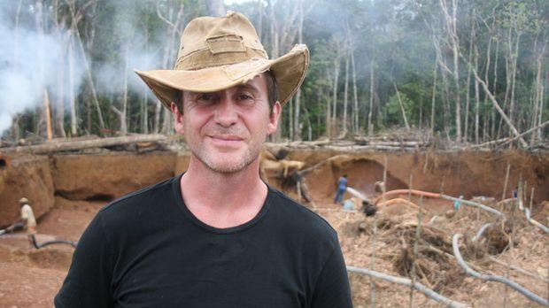 Bruce Parry setzt seine Reise entlang des Amazonas fort: Er erkundet das Lebe...