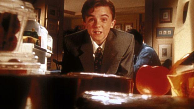 Malcolm (Frankie Muniz) ist wieder einmal in Nöten ... © TM +   2000 Twentiet...