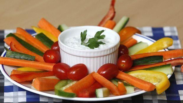 Kalorienarme Snacks zum Abnehmen