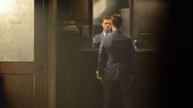 Gordon (Ben McKenzie) wurde in den uniformierten Dienst degradiert und nach e...