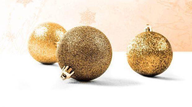 Weihnachtsdeko gold_Pixabay