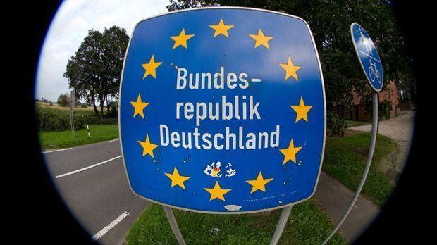 Deutschland Deine...Grenzen