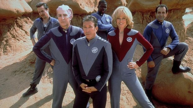 Galaxy Quest - Planlos durchs Weltall © DreamWorks Distribution LLC