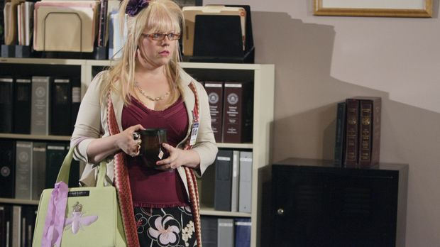 Penelope Garcia (Kirsten Vangsness) hat einen Mann kennen gelernt, der ihr He...