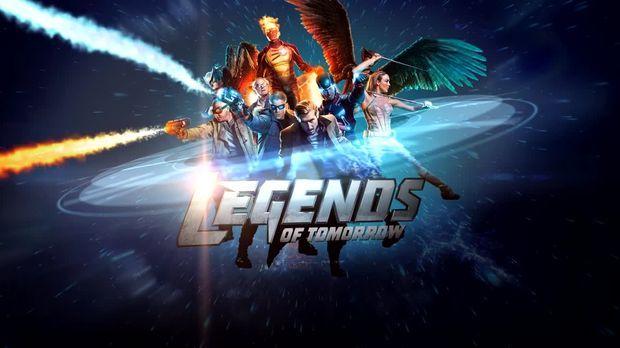 Legends Of Tomorrow - Legends Of Tomorrow - Trailer: Anfänger! Chaoten! Legenden?