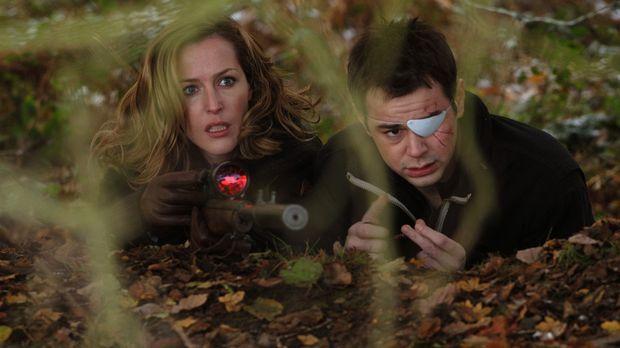 Nachdem sie kaltblütig zusammengeschlagen wurden, wollen Alice (Gillian Ander...
