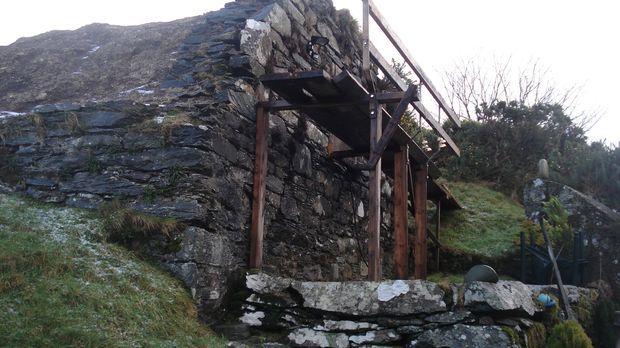 restoration man retter der ruinen das eishaus in crinan ferry kabel eins doku. Black Bedroom Furniture Sets. Home Design Ideas