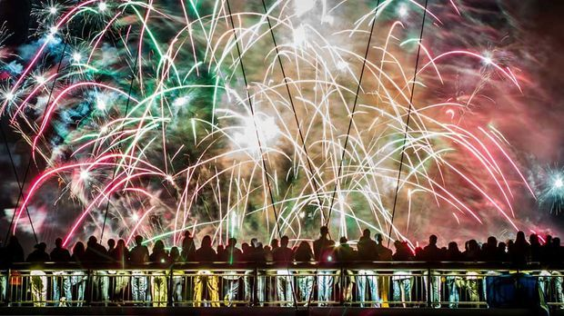 Silvester feiern: In diesen deutschen Städten steigen die coolsten Partys