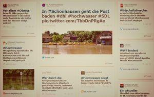 Das Sat.1-Hilfsportal www.sat1.de/hochwasser
