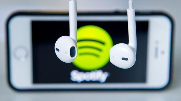 Spotify-Playlisten