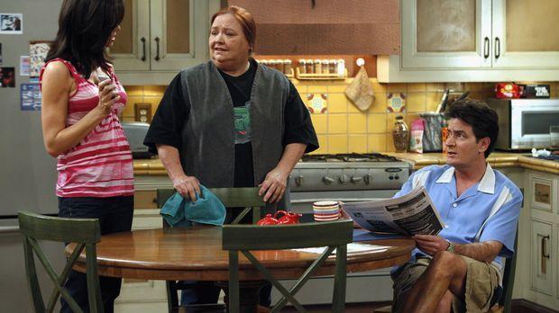 Chelsea (Jennifer Taylor, l.) ist entsetzt als sie sieht, dass Charlie (Charl...