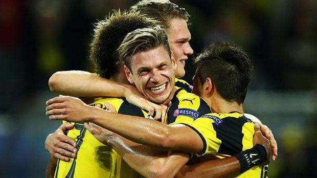 Sporting Lissabon vs. Borussia Dortmund