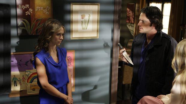 Jim (David Conrad, M.) kann es nicht ertragen, dass der Geist von Julia (Madi...