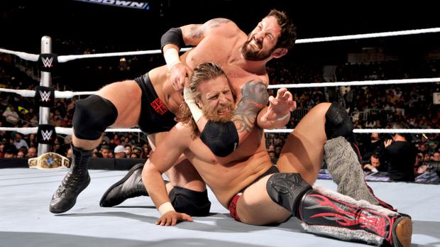 WWE SmackDown 27. Februar