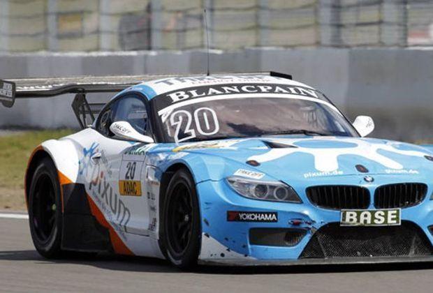 Die ADAC GT Masters ist mitten in der Saison.