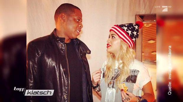 Taff - Taff - Taff Klatsch: Ist Beyoncé Eifersüchtig?