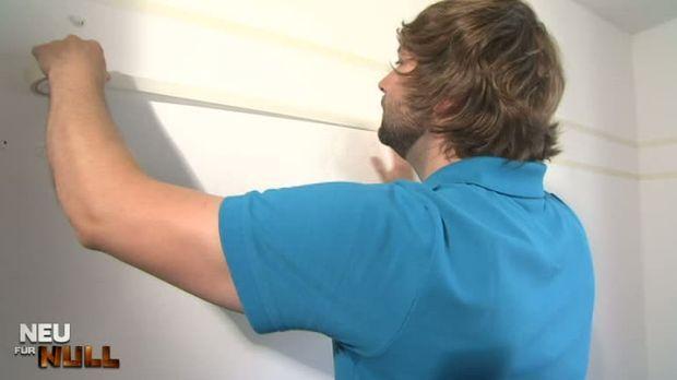 neu f r null video wohnprofi tipp gerade kanten beim streichen kabeleins. Black Bedroom Furniture Sets. Home Design Ideas