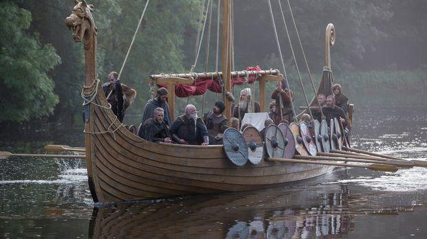 Erneut machen sich die Nordmänner unter der Führung von Ragnar daran, den Ang...