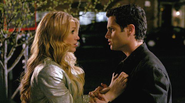 Dan (Penn Badgley, r.) kann Serena (Blake Lively, l.) nicht mehr vertrauen -...