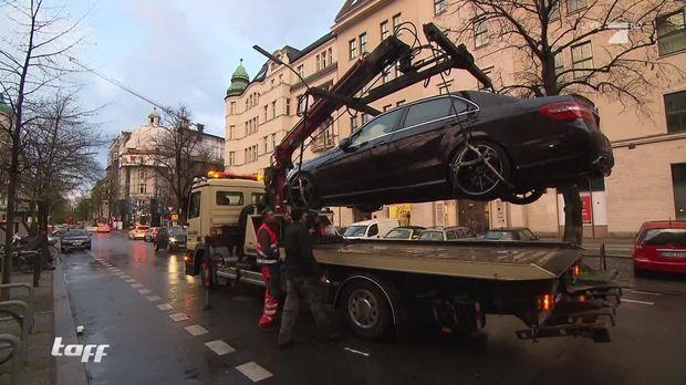 Taff - Taff - Illegale Autorennen In Berlin: So Jagt Die Polizei Die Raser