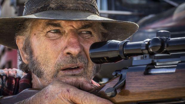 Er ist der letzte Mann, dem man im Outback begegnen möchte: Schweinejäger Mic...