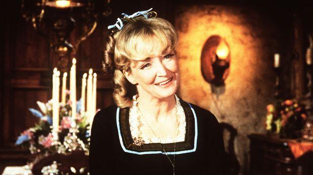 Bens Cousine Clarissa (Nina Foch) ist zu Besuch auf der Ponderosa und stiftet...