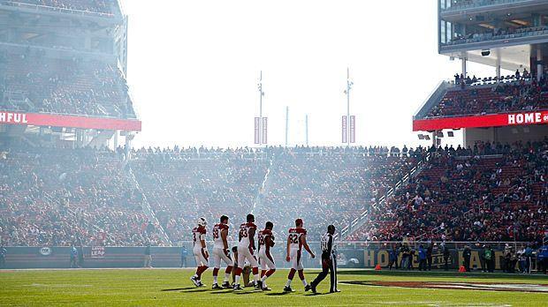 größte nfl stadion