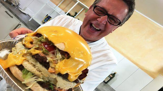 Big Mac Torte