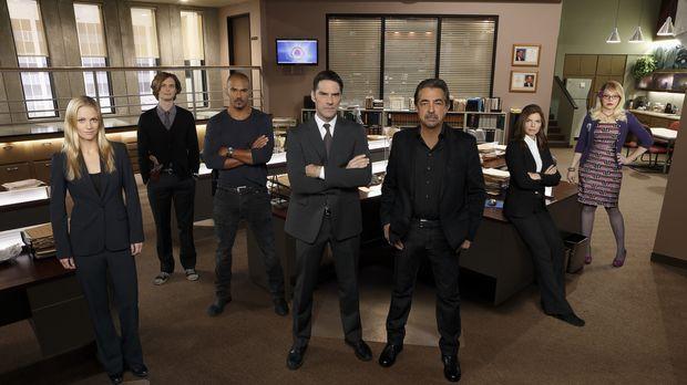 (8. Staffel) - Ein starkes Team, das jeden Serientäter zur Strecke bringt: Dr...