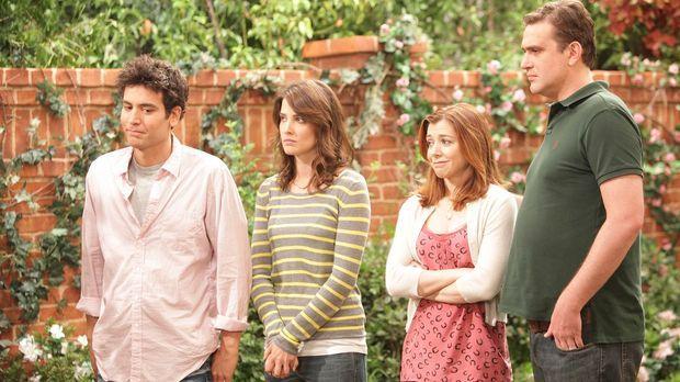 Barneys Mutter möchte aus ihrem Haus ausziehen und er überredet Ted (Josh Rad...