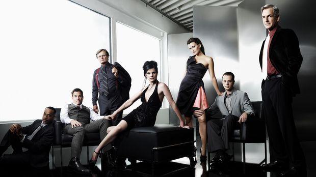 (6. Staffel) - Die Mitglieder des Naval Criminal Investigation Service: Leon...