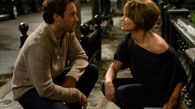 Zwischen Stan (Alex O'Loughlin, l.) und Zoe (Jennifer Lopez, r.) könnte alles...