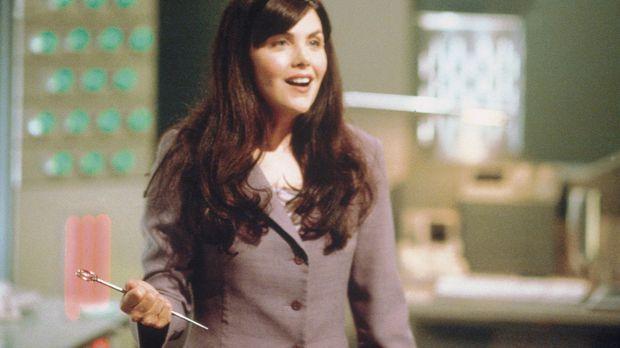 Klon oder Original? Auf jeden Fall muss Nora Griffith (Sherilyn Fenn) um ihr...