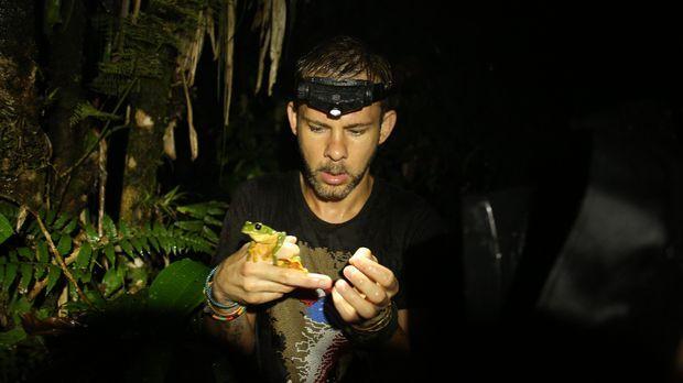 Im Dschungel von Costa Rica macht sich Dominic Monaghan auf die Suche nach de...