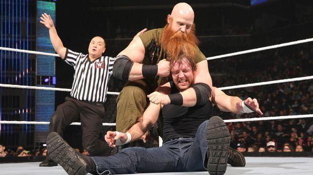 SmackDown vom 1. April