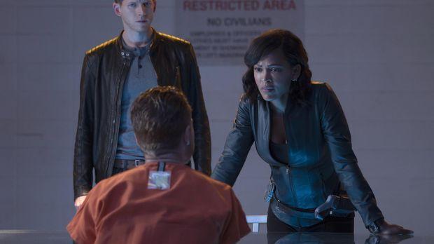 Nach einer neuen Vision von Dash (Stark Sands, l.) wird Vega (Meagan Good, r....