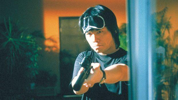 Weil Jack (Wu Bai) einen Anschlag auf seinen Schwiegervater vereiteln konnte,...