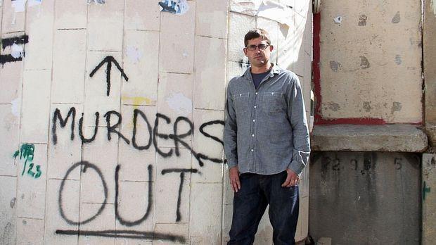Im Westjordanland herrscht ein von Gewalt geprägter Konflikt zwischen den bei...