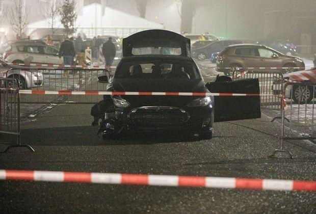 Nach dem Schuss sorgte Panik für viele weitere Schäden