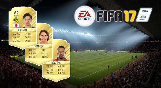 FIFA 17: Diese Bundesliga-Spieler bekamen ein Downgrade - Bildquelle: EA Sports