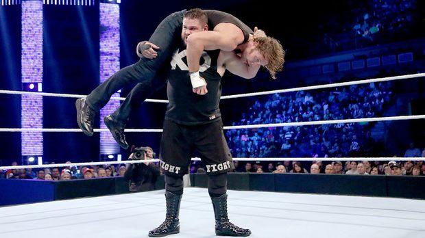 SmackDown vom 6. November © WWE