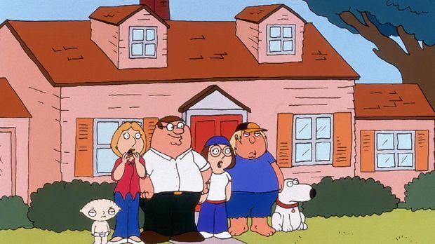(5. Staffel) - Die Griffins sind eine nach außen hin