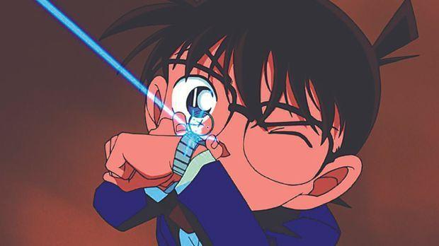 Der eigentlich 17-Jährige Shin'ichi Kudo muss nun im Körper eines Grundschüle...