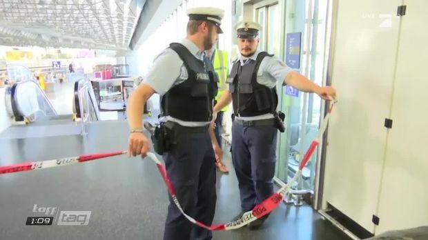 Taff - Taff - Taff Tag: Bombenalarm Am Frankfurter Flughafen